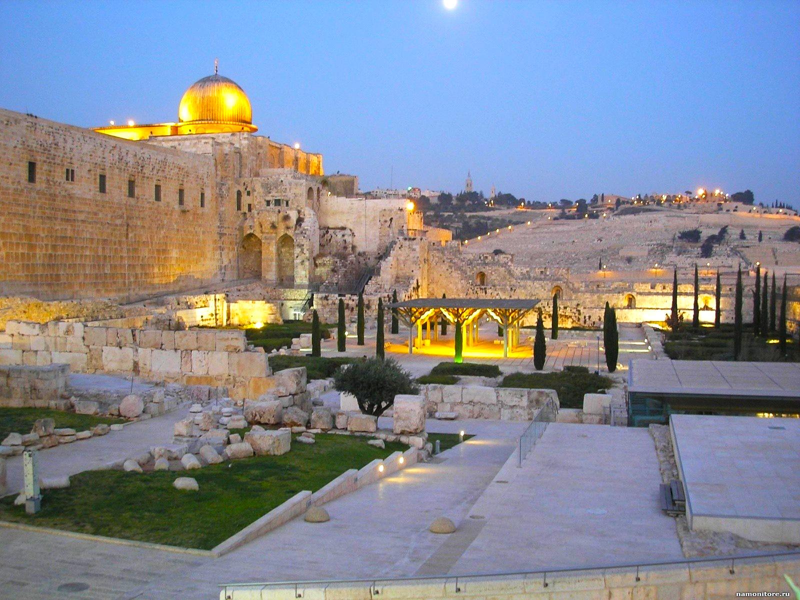 Фото старого города в иерусалиме 5
