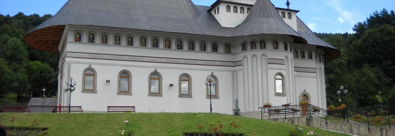 Manastirea Pangarati