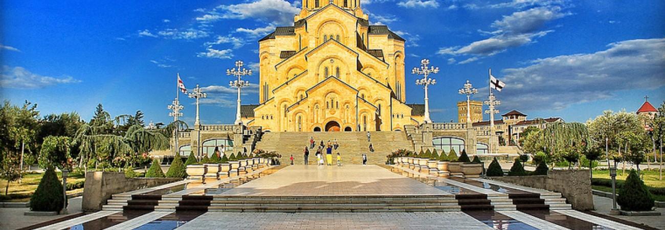 Georgia - Să descoperim o altă țară ortodoxă