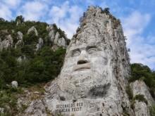 Statuia lui Decebal - Cazanele Dunarii