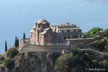 Chilia Karţoneilor de la Schitul Sfânta Ana – Athos